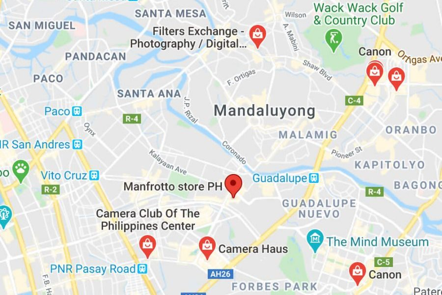 The Complete Camera Store Directory in Philippines